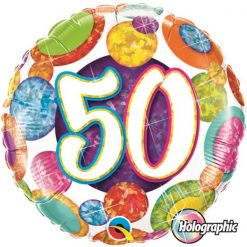 Birthday 50 big dot
