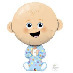 Globos Bebe Niño